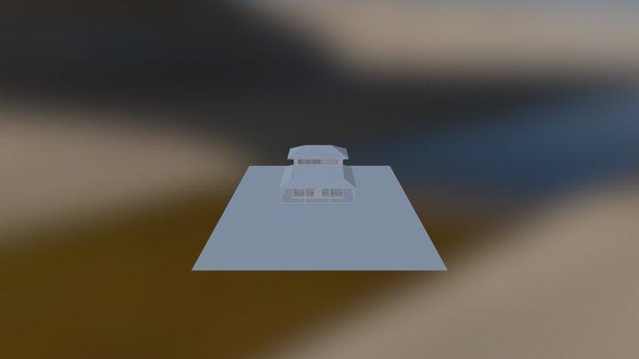 Loft Design 3D Model