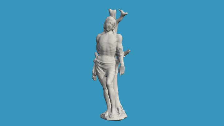 San Sebastián 3D Model