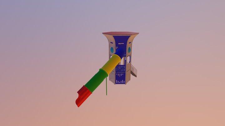 2017 04 06 Marpis Wieza Export 3D Model