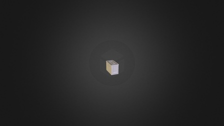 ammo boxi 3D Model