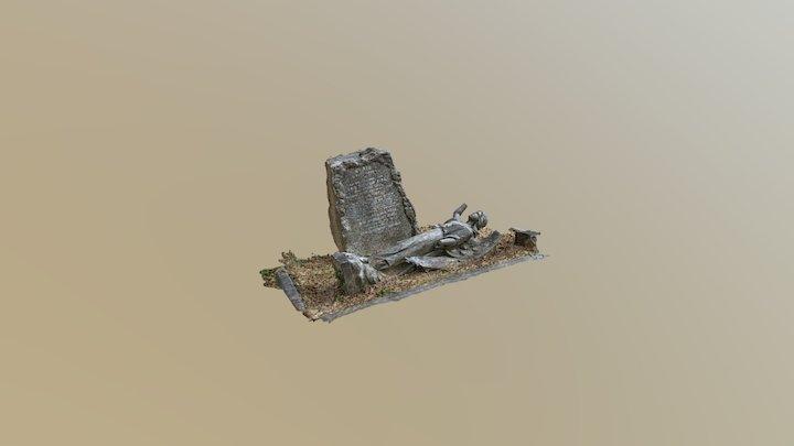 Fallen Angel 3D Model