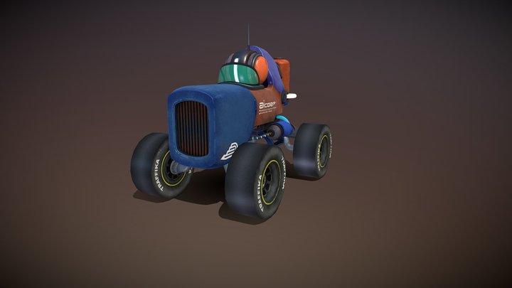SV04-01 3D Model