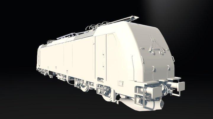 BR186 3D Model