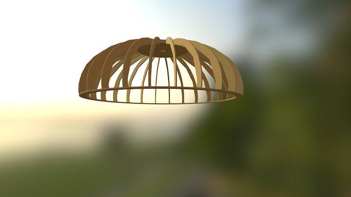 Лампа 1 3D Model