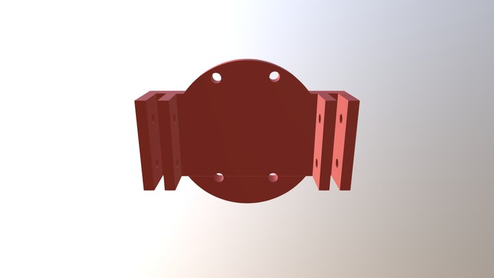 Hand Connection 3D Model