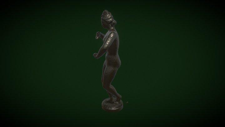 Dance standing 2020 3D Model