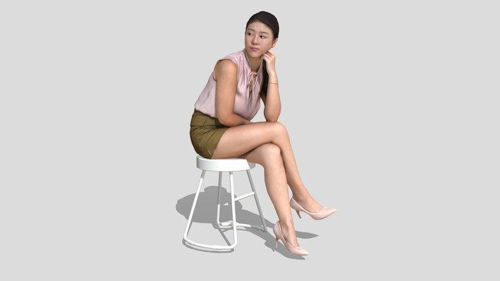 Kaylie 1164 3D Model