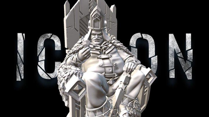 The Heir - Icaion 3D Model