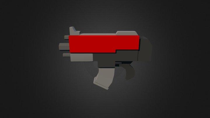 Bolter 3D Model