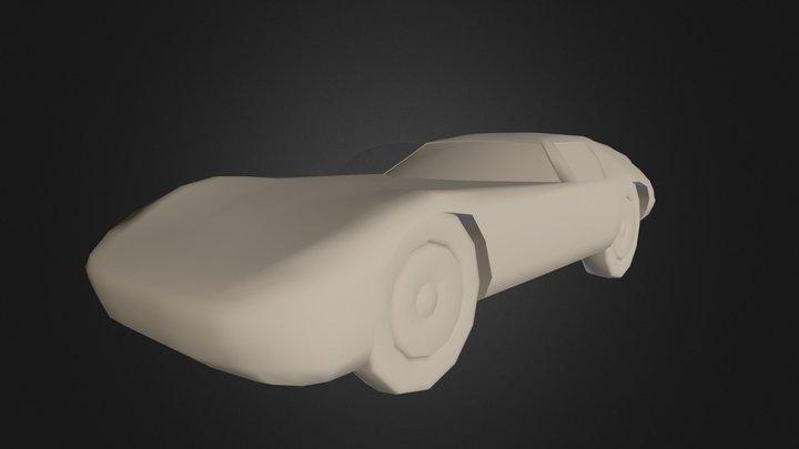 WIP - MaseratiXFerarri 3D Model
