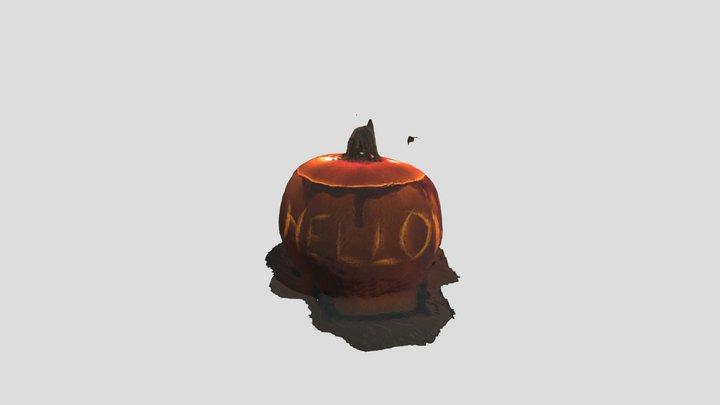 Happy Helloween! 🦇 🎃 3D Model