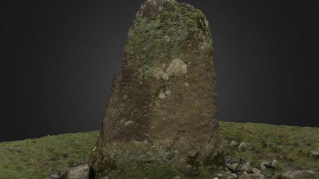 Daithi Stone - Rathcroghan - Co. Roscommon 3D Model