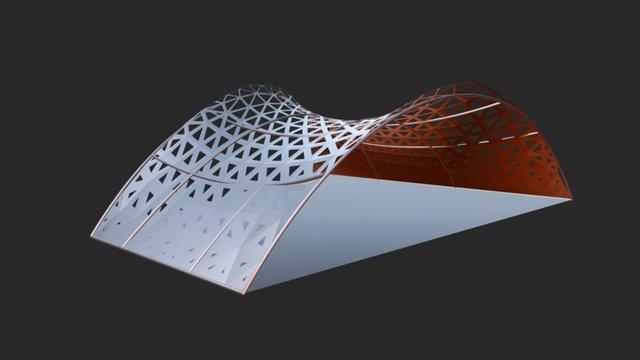 GEOMETRY PORTAL 3D Model