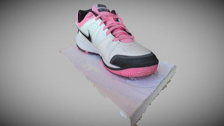 Nike woman 3D scan 3D Model