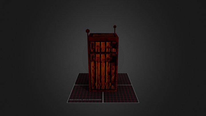 Bin Jonas Smeets DAE12 3D Model