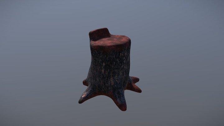 Tree - Mudbox 2 3D Model