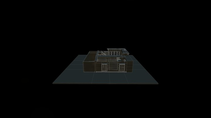 Clare 3D-model Scketch 3D Model