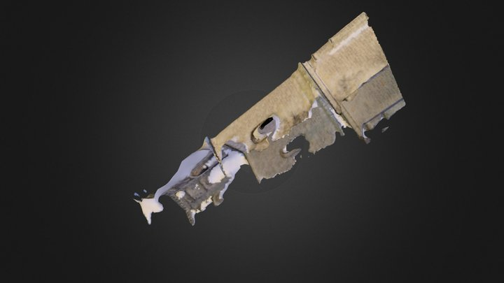 wieza_mesh 3D Model