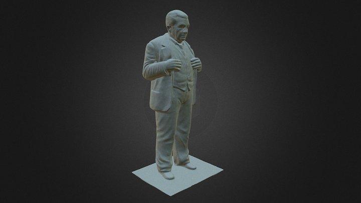 Anxel Fole 3D Model