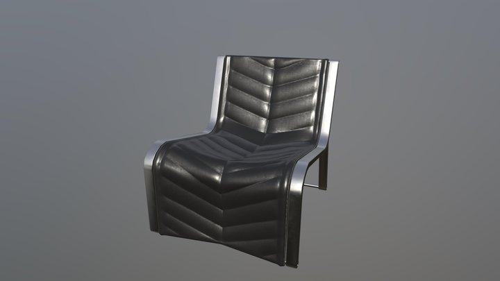 Kreslo 2 3D Model