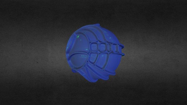 blueberry.obj 3D Model