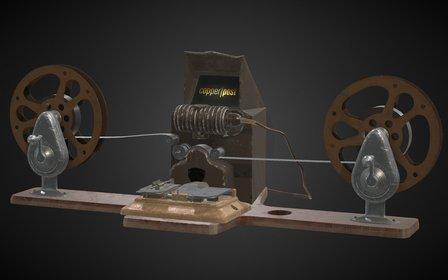 Craig ProjectO Editor 3D Model