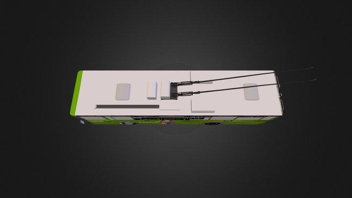 БКМ-20101 (2009-2010) 3D Model