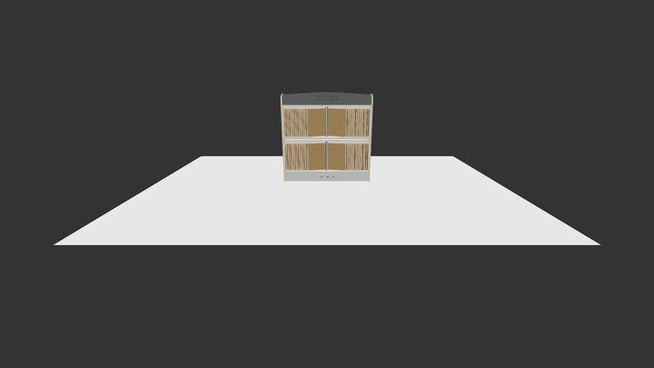 Stanton Naturals 3D Model
