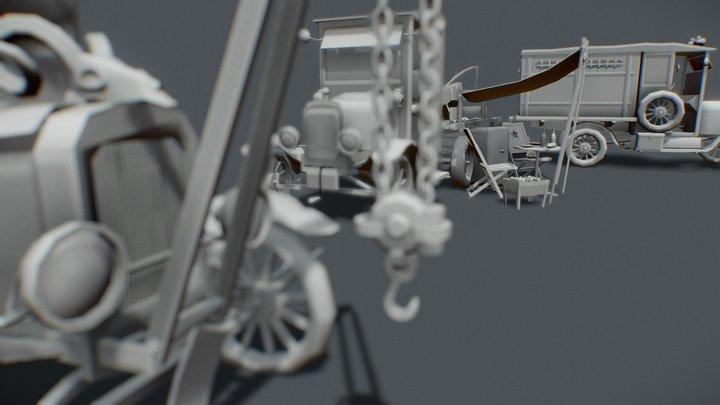 homework 1.6 3D Model