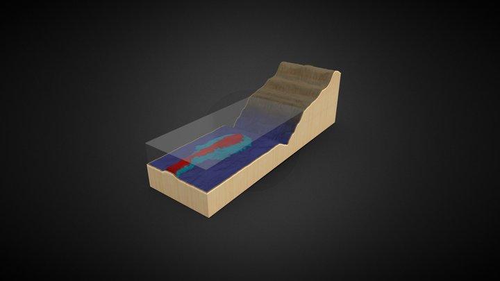 Dorsal Nazca - Peru 3D Model
