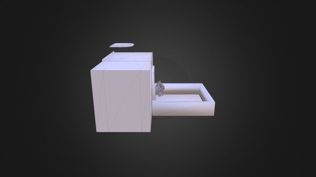 Bathroom7 3D Model