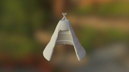 Jagershut 2 3D Model