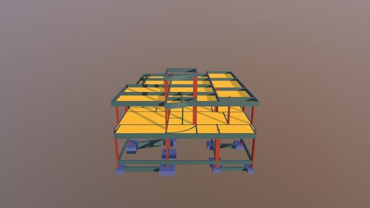 SOBRADO - SRA LUCIA 3D Model