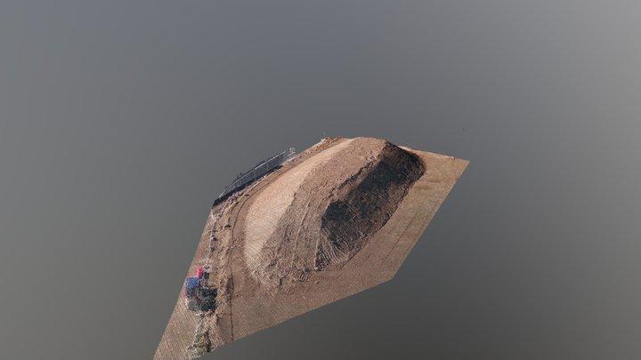 Stockpile 3D Model