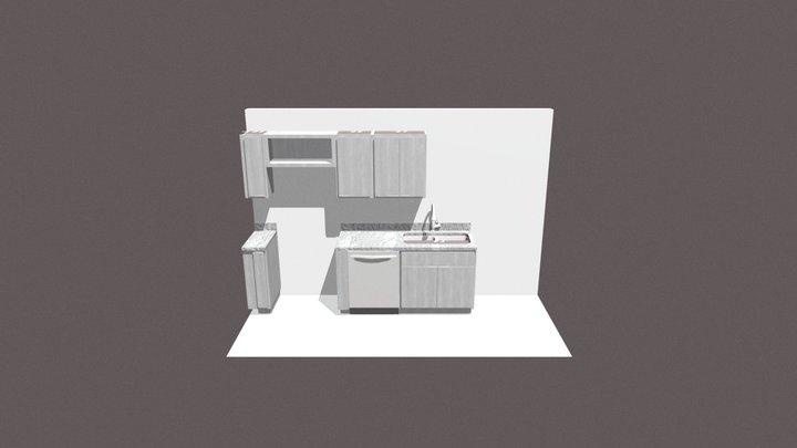 USCG Cabinets 3D Model