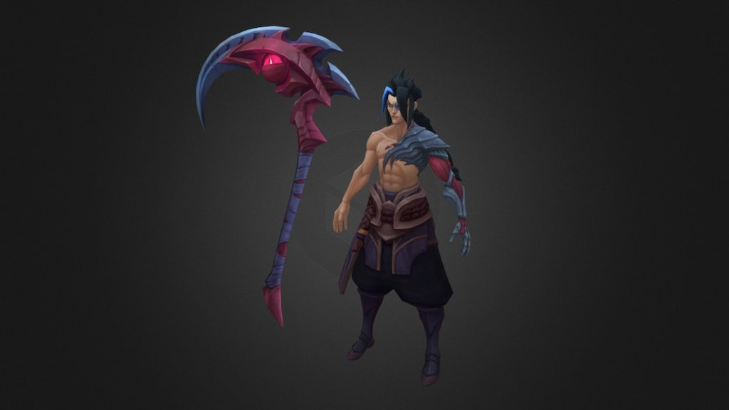 Kayn Base 3d Model By Dinizstuff Dinizstuff 71c9ff0 Sketchfab