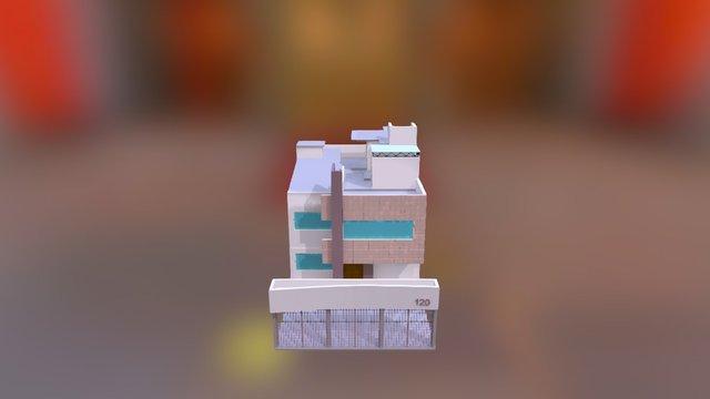 CH Propuesta 6.0 Rancho Guadalupe 3D Model