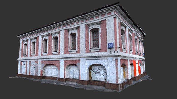 Scherbakov's Chambers 3D Model