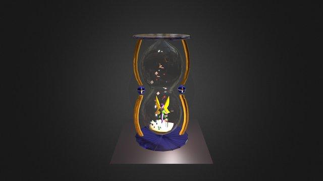 Alien_Pet 3D Model