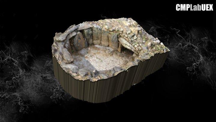 Tholos del Cerro de la Barca 3D Model