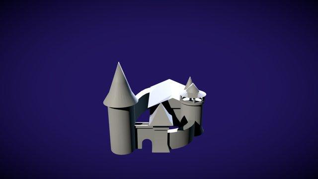 Jo's Castle 3D Model