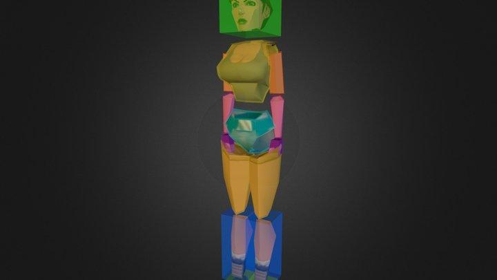 Sdef-anchors2 3D Model