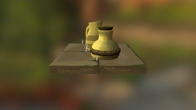 Ankama 3D Model