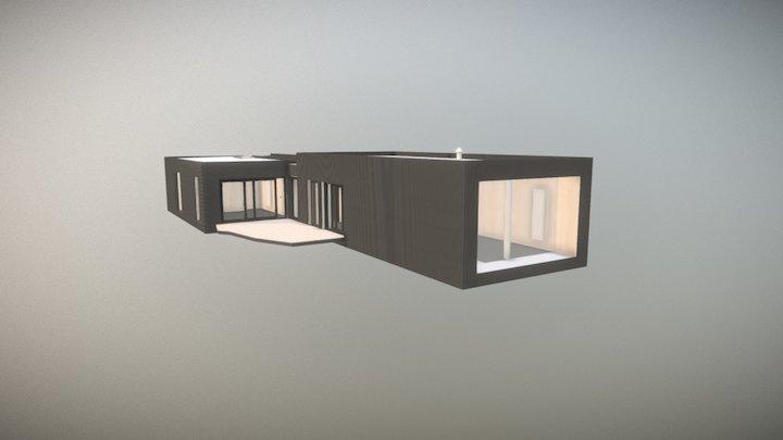 Nedd House 3D Model
