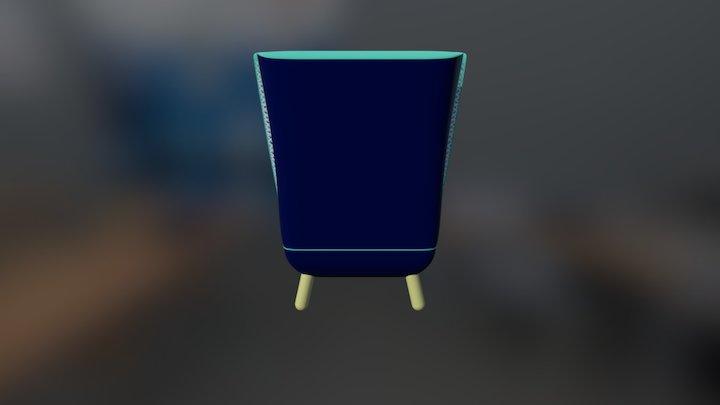 SEDIA 3D Model
