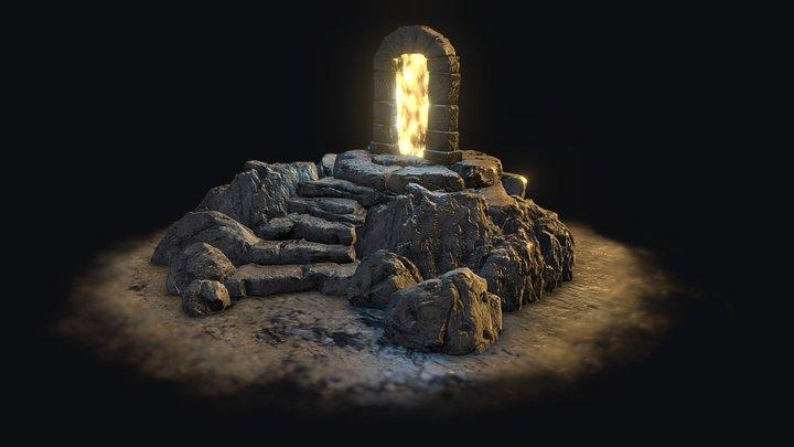 Mystic arch 3D Model