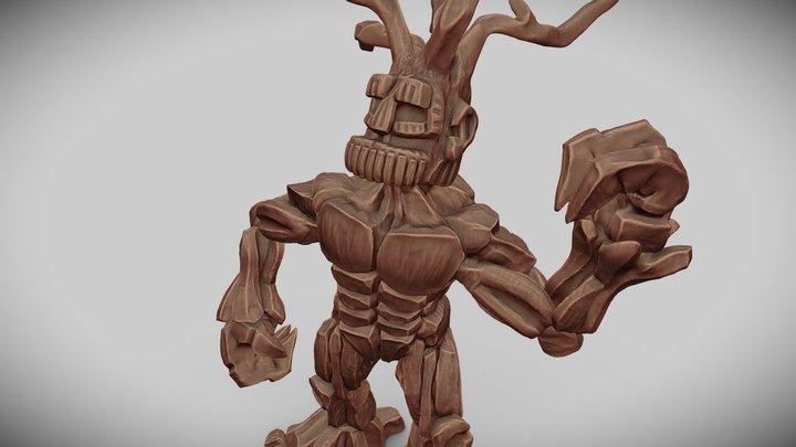 Trunk Dude - SJ day 4 3D Model