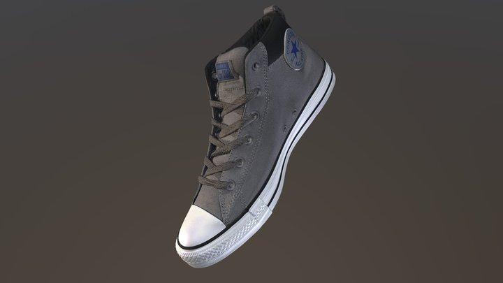 Converse Sneaker 3D Model