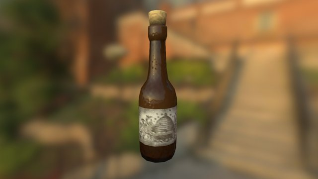 Imperial Mead 3D Model