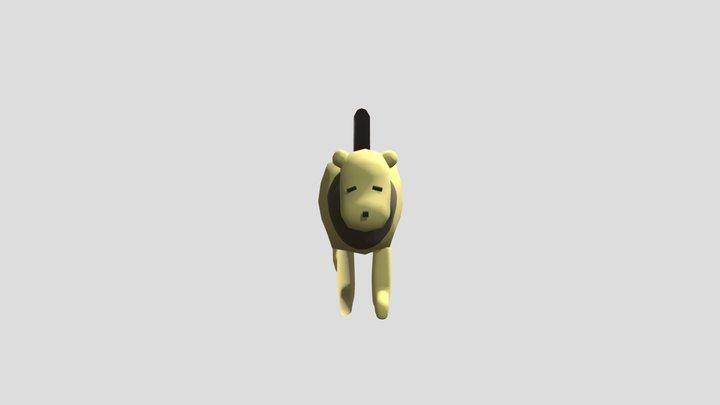 Blep Pokemon 3D Model